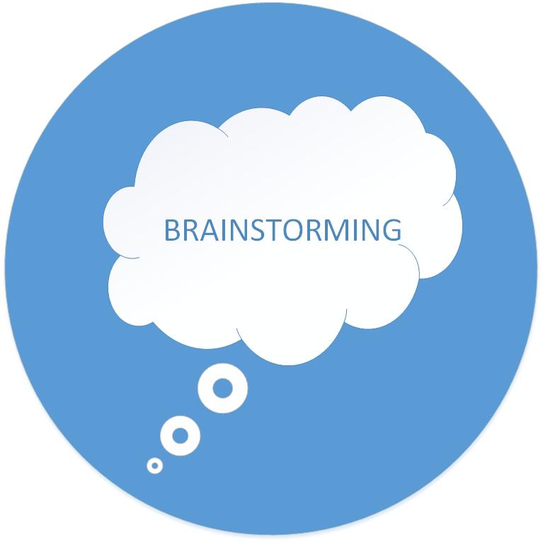 brainstorming image