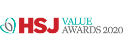 HSJ Value Awards logo
