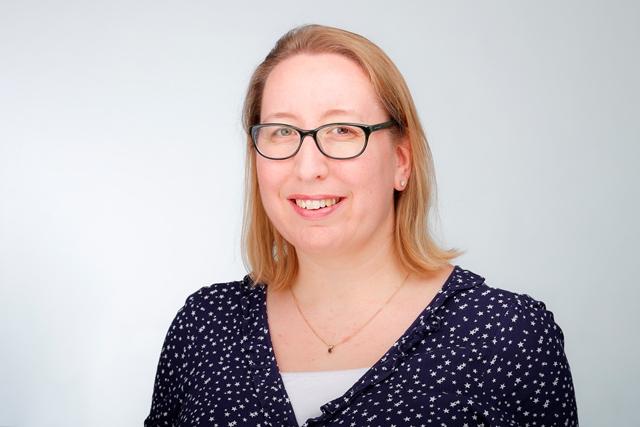 Sarah Donovan head of quality improvement