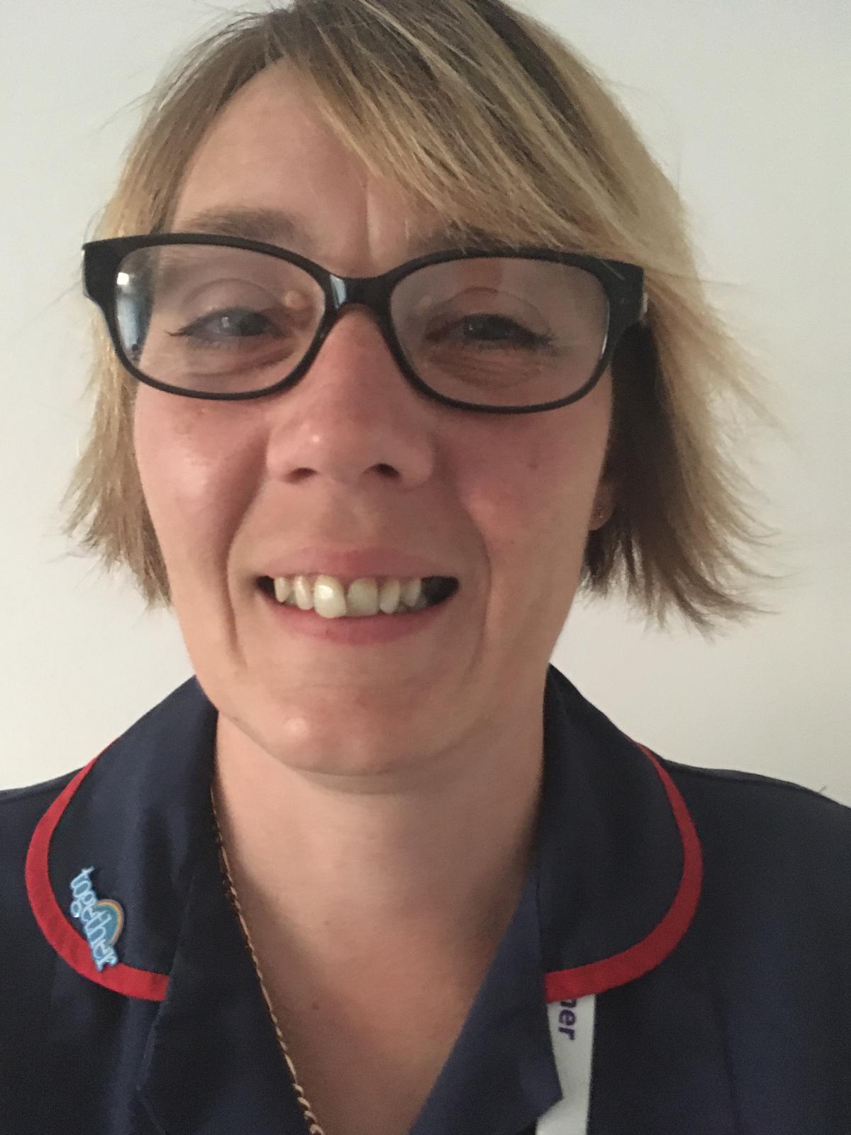 nurse Sarah Denton