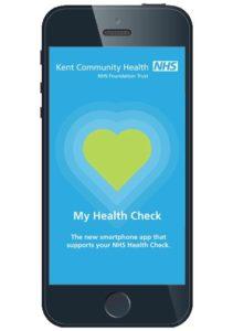 My health check app image